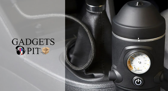 The Handpresso car espresso maker rated in the 10 best car accessories