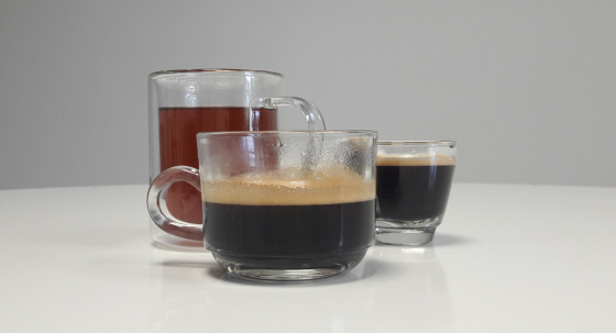 Regular coffee, tea or espresso?