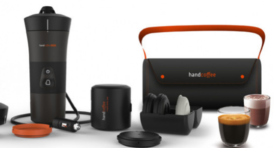 Here is the new Handcoffee Auto Travel Pack !